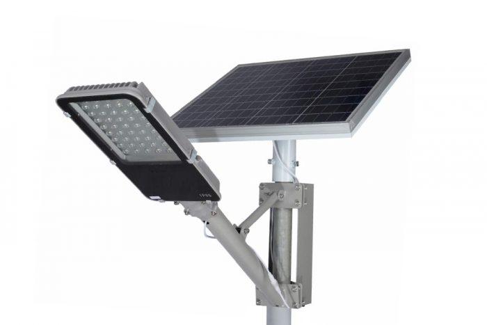 30W LED Solar Street Light