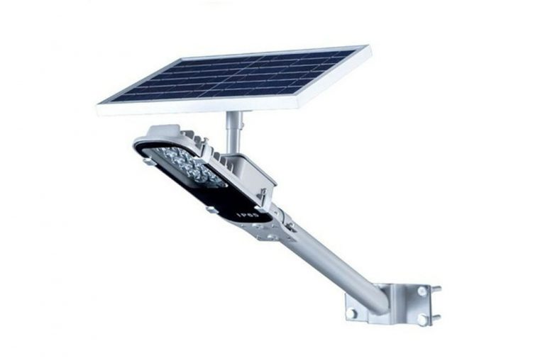 12W LED Solar Street Light